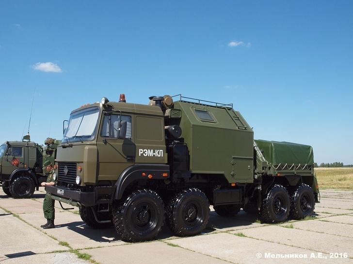 Более 100 единиц техники поступило в Железнодорожные войска ЦВО с начала года