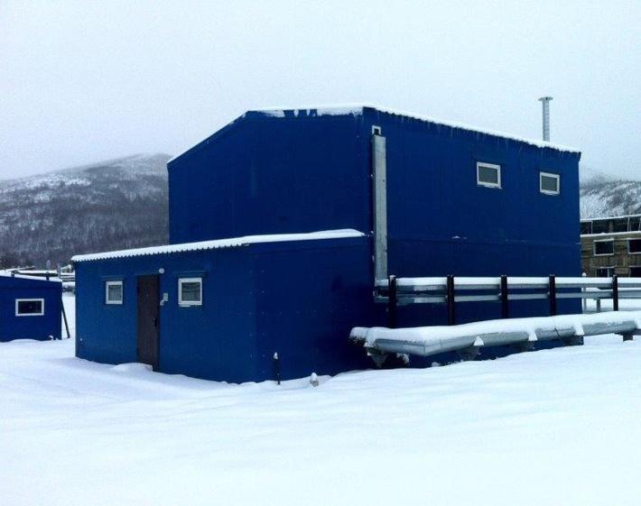 Станция биологической очистки хозбытовых стоков PlanaOS-B