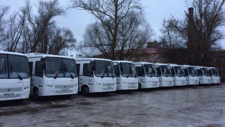 В Переславле-Залесcком обновили автопарк общественного транспорта