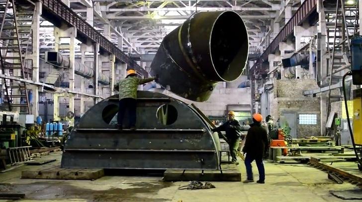 «Моршанскхиммаш» из Тамбовской области изготовил оборудование для Армянской АЭС