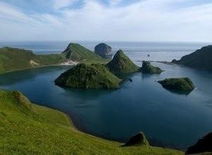 Росгеология оценила в 1,4 млрд тонн н.э. ресурсы углеводородов на шельфе Северных Курил