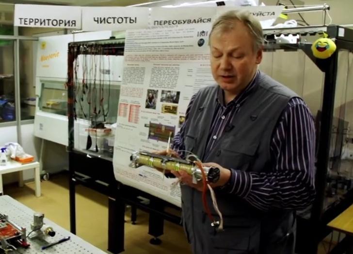 """Российские научные приборы для миссии """"ЭкзоМарс"""" успешно прошли испытания в Тулузе"""