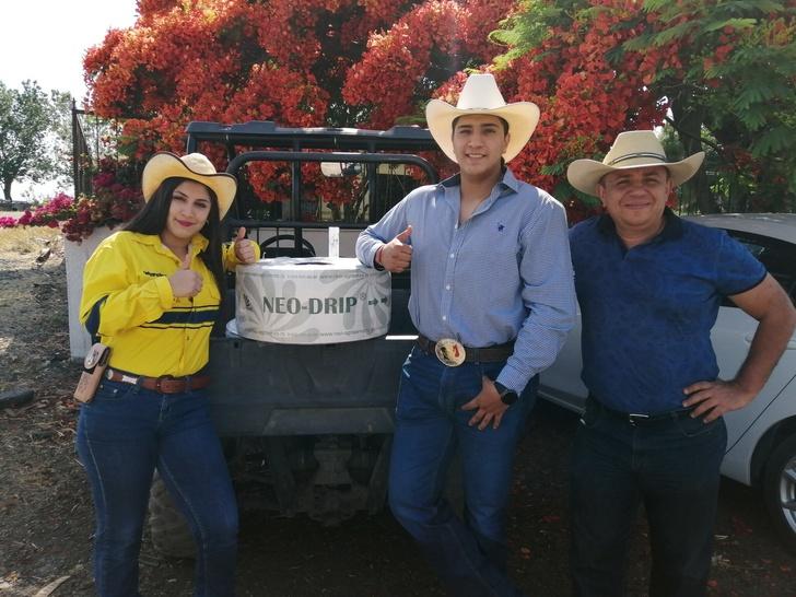 Аграрии штата Гуанахуато