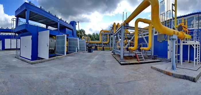 Система газоподготовки и газоснабжения «ЭНЕРГАЗ»