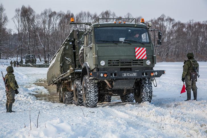 На вооружение инженерных войск ВВО поступило более десятка различных видов новой техники