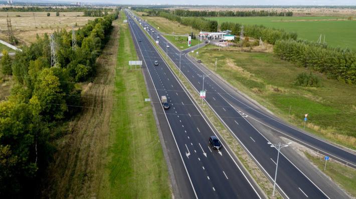 участок трассы Р-239 Казань