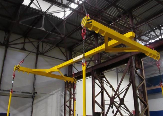 Траверса грузоподъемностью 3,5 тонны