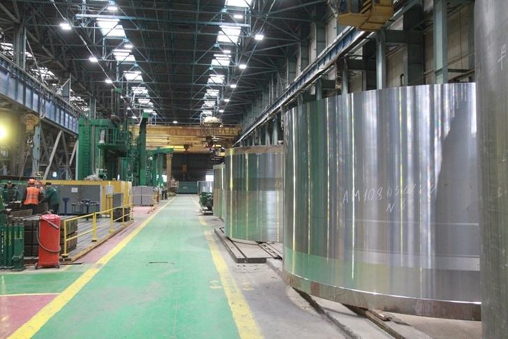 Атомэнергомаш начал изготовление оборудования для Курской АЭС-2