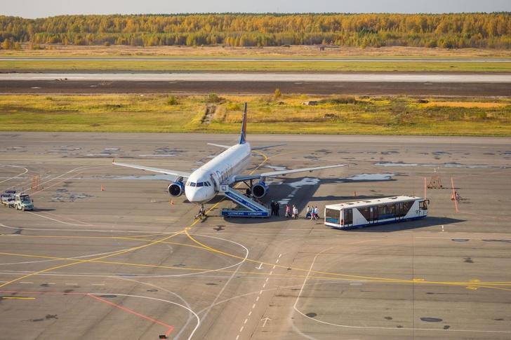 В аэропорту Нижнего Новгорода введена в эксплуатацию реконструированная взлетно-посадочная полоса