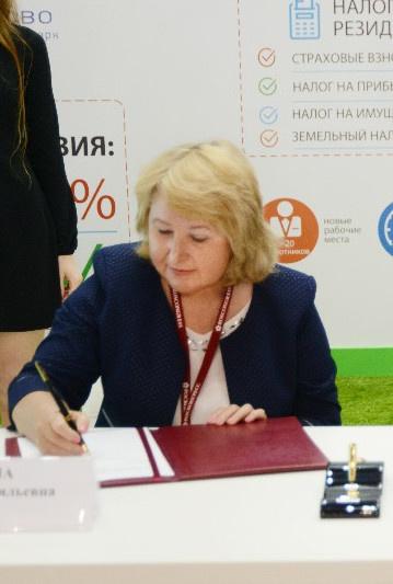 генеральный директор ООО «Галактика-О» Марина Олина