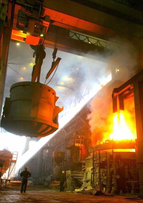 ООО «Механоремонтный комплекс» освоено производство сит из высокопрочных сталей