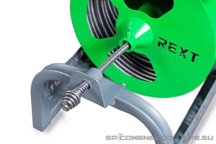Прочистной аппарат REXT (узел подачи спирали)