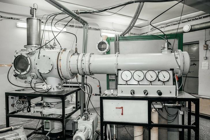 Фото: ускоритель ТЕМП-4.