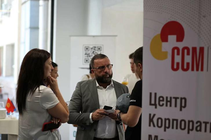 Сергей Антипов в Бишкеке