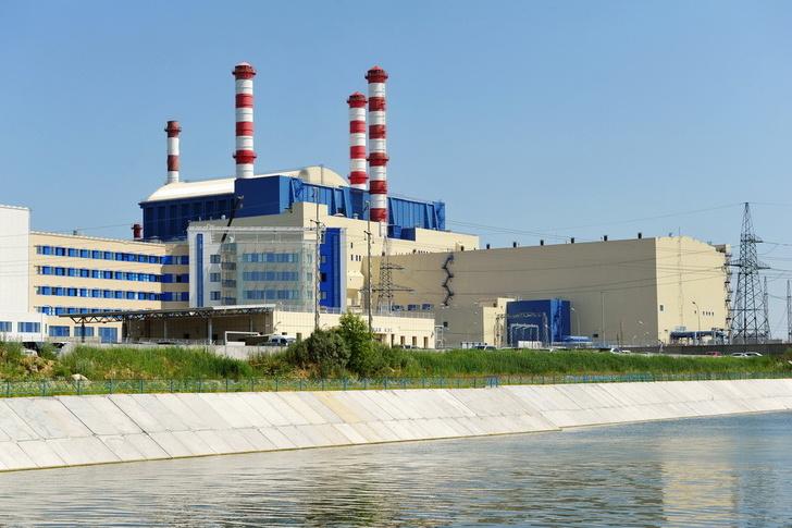 Реактор на быстрых нейтронах БН-800 вышел на уровень мощности 880 МВт