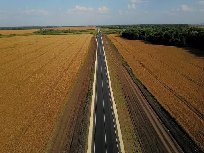 участок федеральной автодороги Р-119 Орел-Тамбов