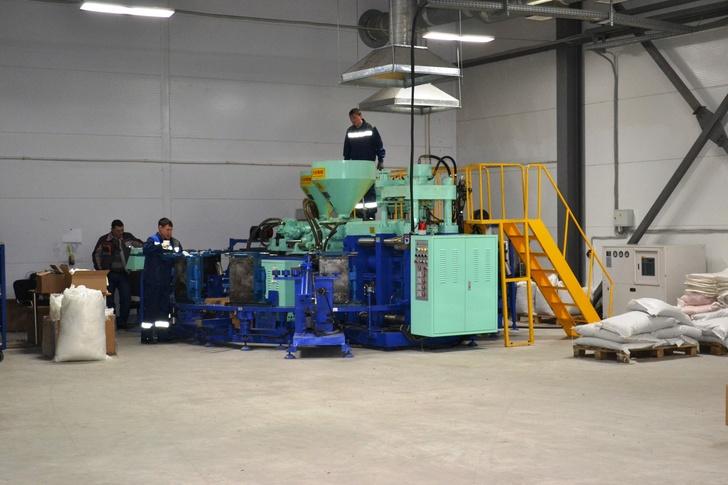 Компания «Барс» открыла в Татарстане линию по производству спецобуви
