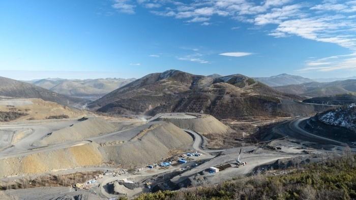 Polymetal начал открытую добычу и строительство на Нежданинском месторождении в Якутии
