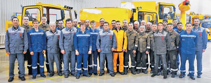 В проекте ПРОМ задействованы лучшие специалисты машиностроительных заводов Красноярского края