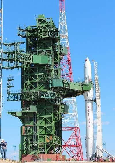 ангара 7 ракета носитель #11