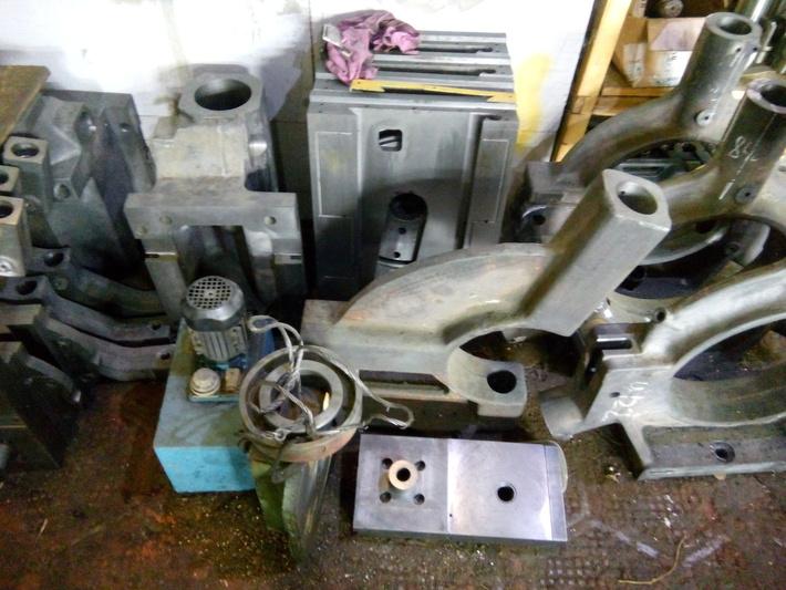 Изготовление, модернизация, капитальный ремонт корпусных изделий токарных станков
