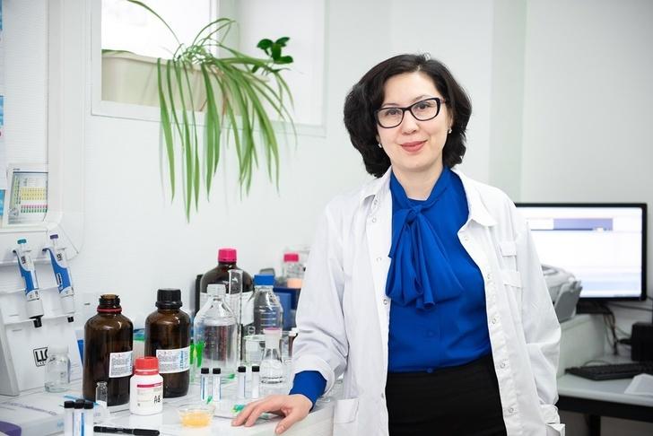директор Института «Умные материалы и технологии» Ирина Курзина