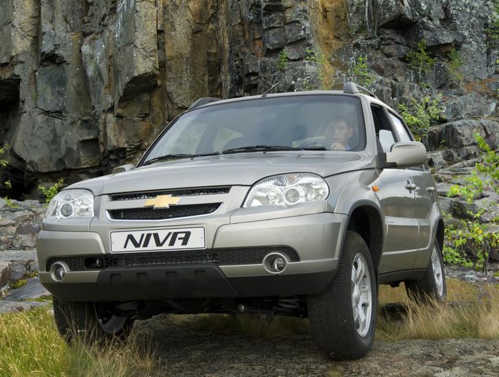 АВТОВАЗ выкупил у GM завод по выпуску Chevrolet Niva