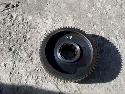 Зубчатое колесо пятой оси m-4,5 z-59 1А64.02.851 (Для станков 1М65 1Н65 ДИП500 165)