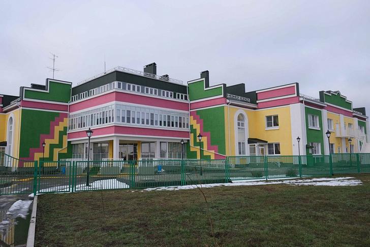 В Усть-Лабинске Краснодарского края открыт детский сад и реконструированный роддом