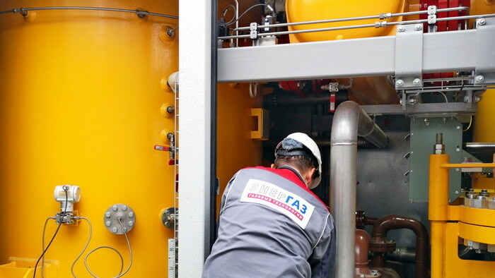 СервисЭНЕРГАЗ решает весь комплекс сервисных задач на этапах монтажа, предпусковой подготовки и ввода, в процессе эксплуатации