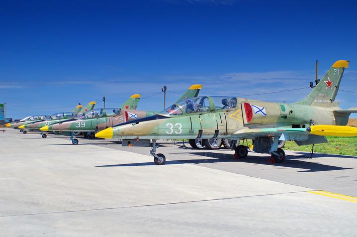 учебно-тренировочный Л-39