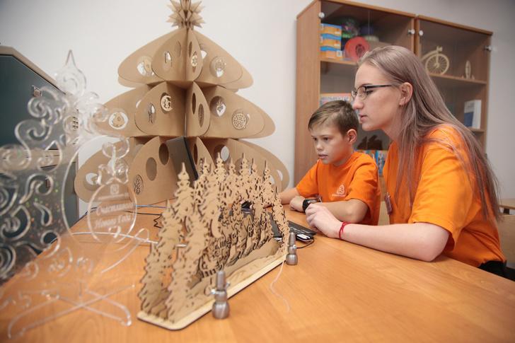 В Вологодской области открыты детский технопарк и новая школа