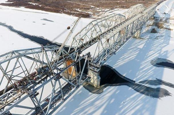 «БАМстроймеханизация» завершила строительство пролётных строений на важнейшей стройке ЗабЖД