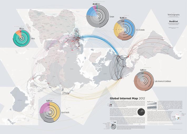 Россия вышла на первое место в Европе по числу пользователей широкополосного интернета