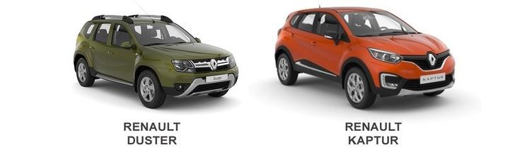 Бесключевой автозапуск на Renault Duster и Kaptur