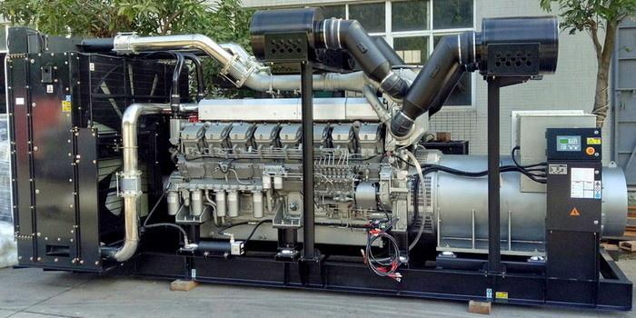Дизель-генераторная установка TSS Premium TMs 2070MC до монтажа в блок-контейнер