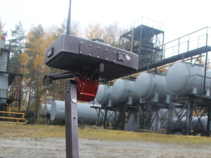 Российский робот Сервосила Инженер