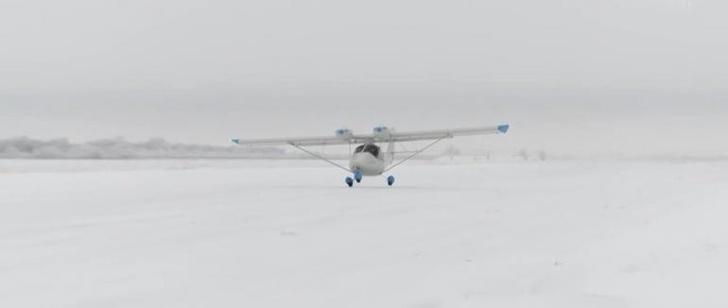 В Самаре представили новый четырёхместный самолёт СК-04
