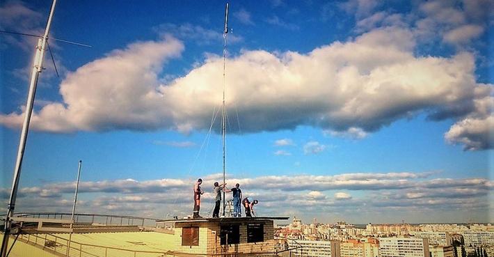 Сеть для Интернета вещей в Воронеже