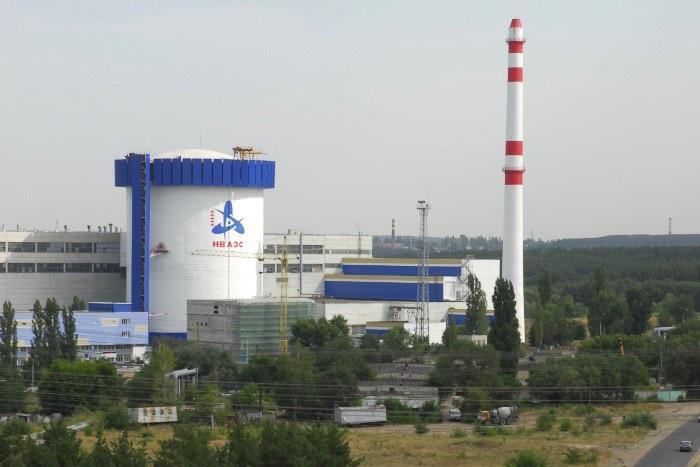 Энергоблок №5 Нововоронежской АЭС с реактором ВВЭР-1000