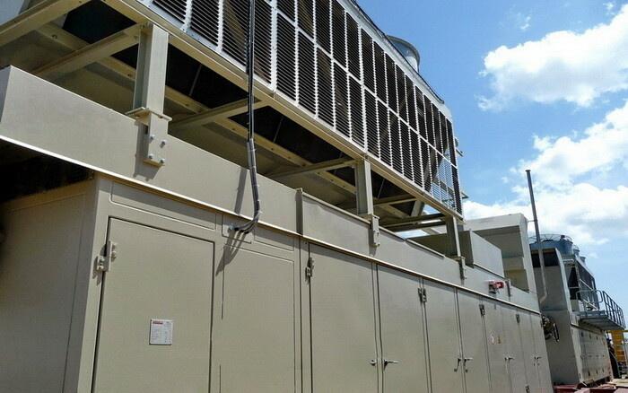 Дожимные компрессорные станции топливного газа от компании ЭНЕРГАЗ