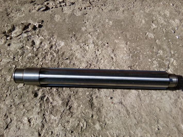 Валы шлицевые 2-ой 3-ей 4-ой 5-ой оси (Для станков 1М65 1Н65 ДИП500 165) шпиндельная бабка