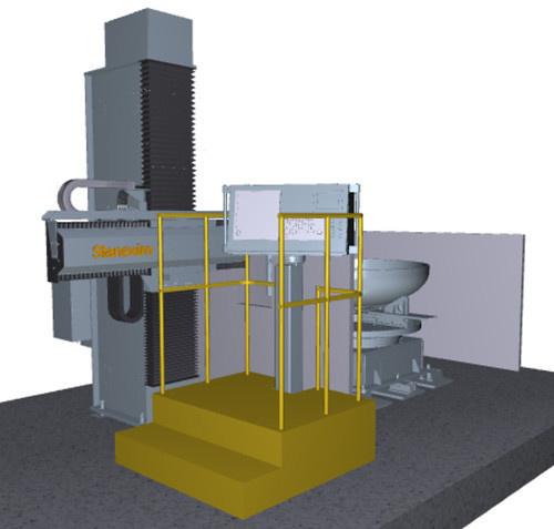 Проект установки газокислородной резки