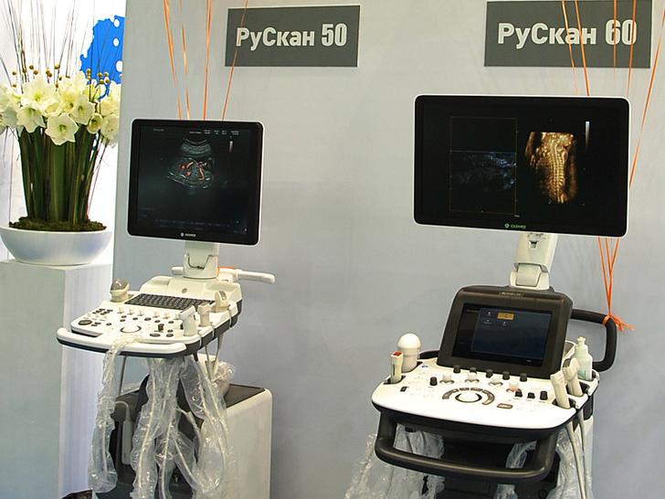 Ростех приступил к производству отечественного УЗИ-оборудования