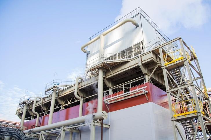 """Группа """"Акрон"""" ввела в эксплуатацию новый агрегат азотной кислоты мощностью 135 тыс. тонн в год"""