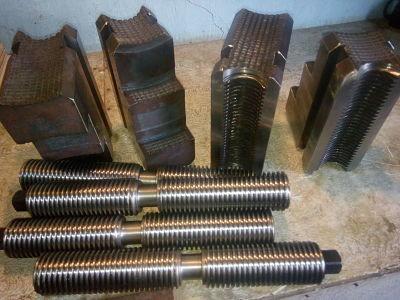 Винты кулачки для токарных патронов ф.1000 и ф.1250мм.