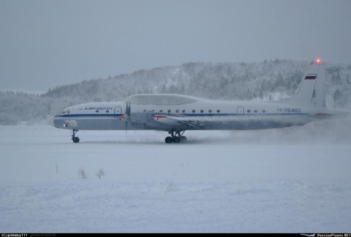 Ил-20РТ Североморск-1