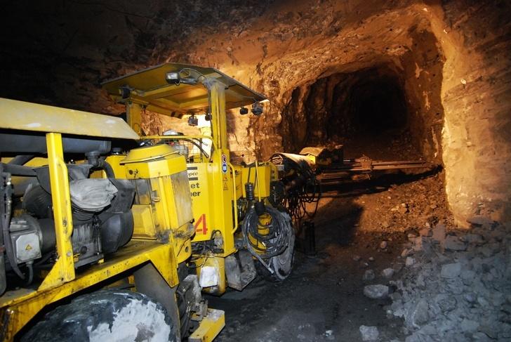"""Самый глубокий в Евразии рудник """"Скалистый"""" вышел на проектную отметку - минус 2056м"""