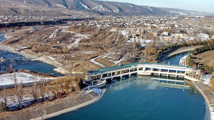 Усть-Джегутинский гидроузел