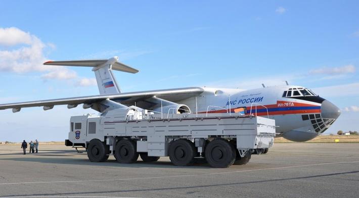 ФНПЦ «Титан-Баррикады» разработал машину для спасателей с помощью российского инженерного софта